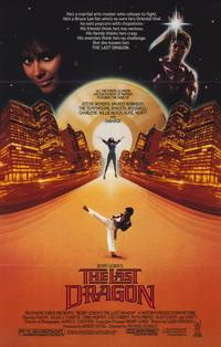The Last Dragon - 11 x 17 Movie Poster - Style A