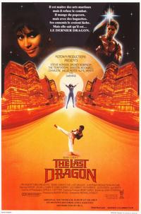 The Last Dragon - 11 x 17 Movie Poster - Belgian Style A