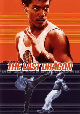 The Last Dragon - 27 x 40 Movie Poster - Style B