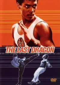 The Last Dragon - 43 x 62 Movie Poster - Bus Shelter Style B