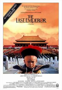 The Last Emperor - 43 x 62 Movie Poster - Bus Shelter Style A