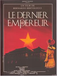 The Last Emperor - 27 x 40 Movie Poster - French Style B