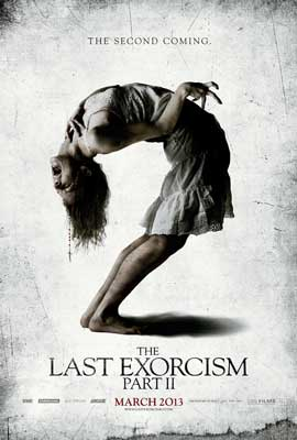The Last Exorcism Part II - DS 1 Sheet Movie Poster - Style A
