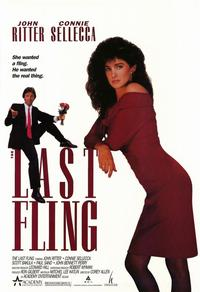 The Last Fling - 11 x 17 Movie Poster - Style A