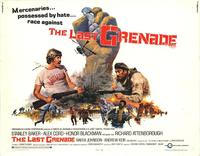 The Last Grenade - 11 x 14 Movie Poster - Style A