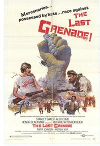The Last Grenade - 11 x 17 Movie Poster - Style A