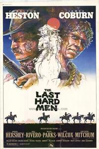 Last Hard Men - 27 x 40 Movie Poster - Style A