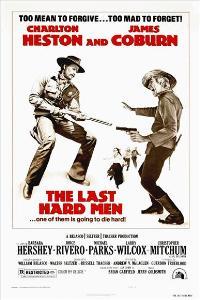 Last Hard Men - 27 x 40 Movie Poster - Style C