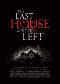 The Last House on the Left - 11 x 17 Movie Poster - Swedish Style A