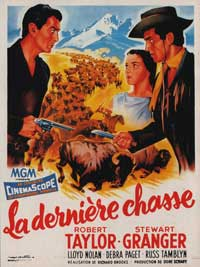 The Last Hunt - 11 x 17 Movie Poster - French Style A