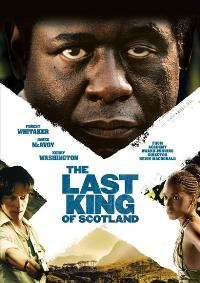 The Last King of Scotland - 11 x 17 Movie Poster - Style B