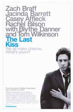 The Last Kiss - 11 x 17 Movie Poster - Style A