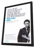The Last Kiss - 11 x 17 Movie Poster - Style A - in Deluxe Wood Frame