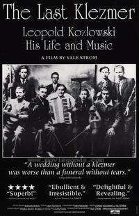 The Last Klezmer - 27 x 40 Movie Poster - Style A