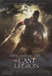 Last Legion - 43 x 62 Movie Poster - Bus Shelter Style A