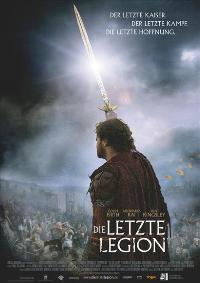Last Legion - 43 x 62 Movie Poster - UK Style A