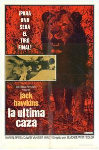 The Last Lion - 27 x 40 Movie Poster - Spanish Style A