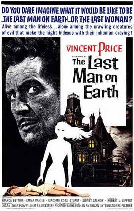 The Last Man on Earth - 11 x 17 Movie Poster - Style A