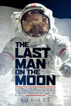 """The Last Man On The Moon"" Movie Poster"