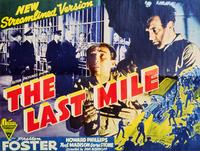 The Last Mile - 11 x 14 Movie Poster - Style B