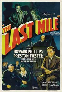 The Last Mile - 11 x 17 Movie Poster - Style B
