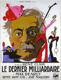 The Last Millionaire - 27 x 40 Movie Poster - French Style A