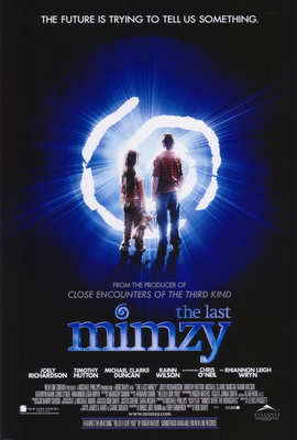 The Last Mimzy - 27 x 40 Movie Poster - Style A