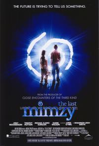 The Last Mimzy - 43 x 62 Movie Poster - Bus Shelter Style A