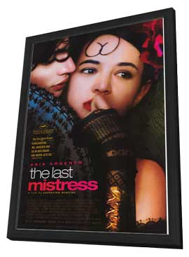 The Last Mistress - 11 x 17 Movie Poster - Style A - in Deluxe Wood Frame