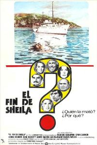 The Last of Sheila - 11 x 17 Movie Poster - Spanish Style A