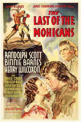 The Last of the Mohicans - 11 x 17 Movie Poster - Style A