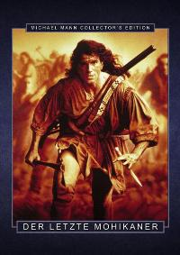 The Last of the Mohicans - 27 x 40 Movie Poster - German Style A