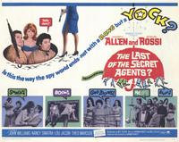 The Last of the Secret Agents - 11 x 14 Movie Poster - Style A