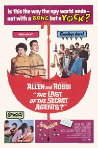 The Last of the Secret Agents - 11 x 17 Movie Poster - Style A