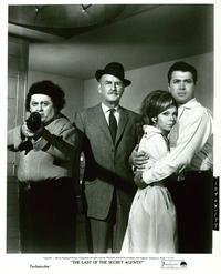 The Last of the Secret Agents - 8 x 10 B&W Photo #3