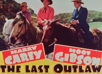 The Last Outlaw - 11 x 14 Movie Poster - Style A