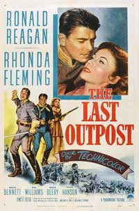 The Last Outpost - 27 x 40 Movie Poster - Style B