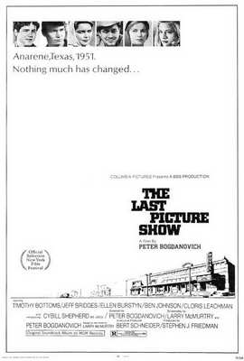The Last Picture Show - 27 x 40 Movie Poster - Style A
