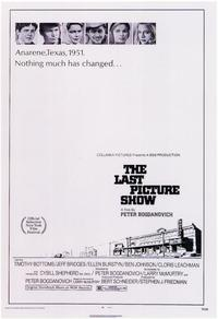 The Last Picture Show - 43 x 62 Movie Poster - Bus Shelter Style A