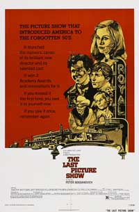 The Last Picture Show - 27 x 40 Movie Poster - Style D