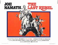 The Last Rebel - 11 x 14 Movie Poster - Style A