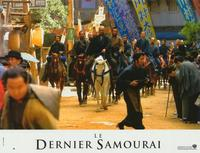 The Last Samurai - 11 x 14 Poster French Style C
