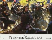 The Last Samurai - 11 x 14 Poster French Style G
