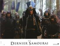 The Last Samurai - 11 x 14 Poster German Style A