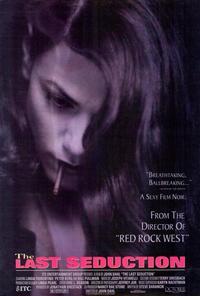 The Last Seduction - 27 x 40 Movie Poster - Style B