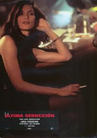 The Last Seduction - 11 x 17 Movie Poster - French Style A