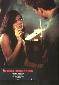The Last Seduction - 11 x 17 Movie Poster - French Style D
