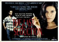 The Last Seduction - 30 x 40 Movie Poster UK - Style A