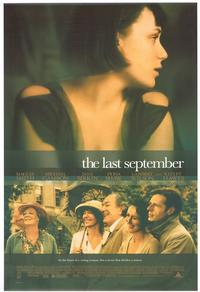 The Last September - 11 x 17 Movie Poster - Style A