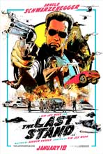 The Last Stand - 11 x 17 Movie Poster - Style B